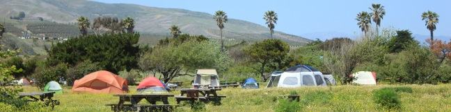 Emma Wood State Beach Campground Ventura, California Campers RV camp