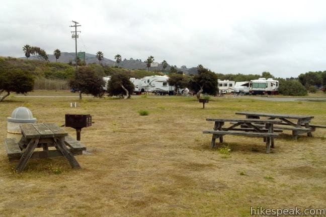 Emma Wood State Beach Campground | Ventura | Hikespeak com