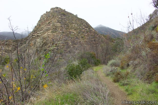 Santa Paula Canyon Trail Camp
