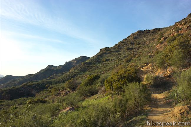 Simi Hills Suicide Trail