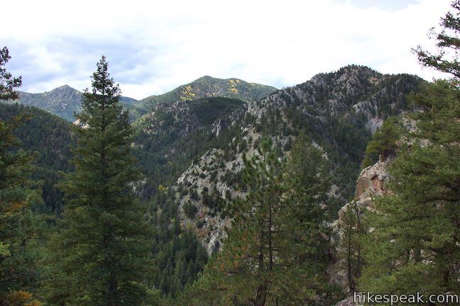 Rattlesnake Gulch Trail View