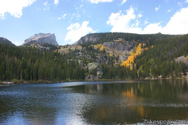 Bear Lake Trail Rocky Mountain Np Hikespeak Com