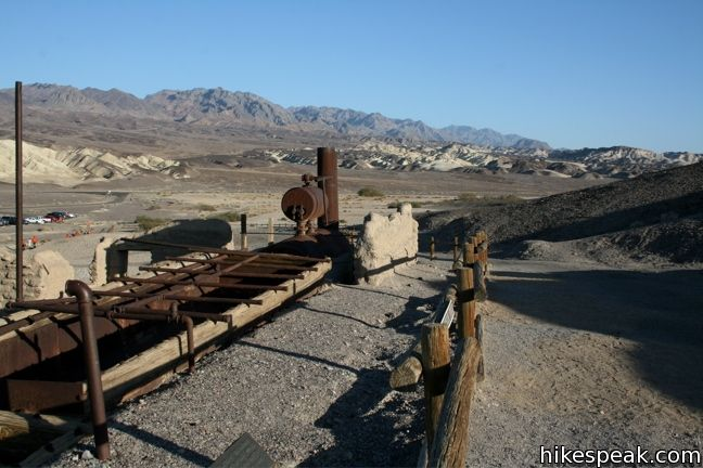 Death Valley Harmony Borax
