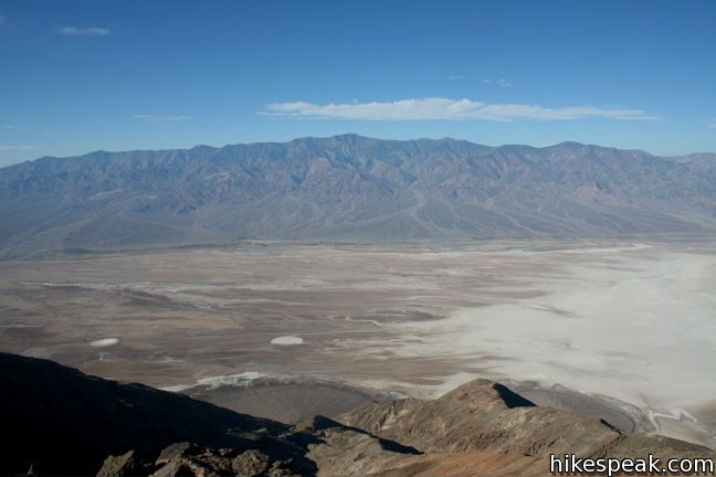 Dante S View Death Valley Hikespeak Com
