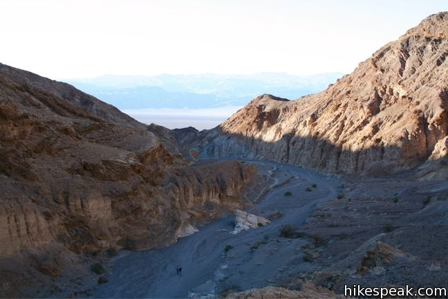 Death Valley Mosaic Canyon Trail