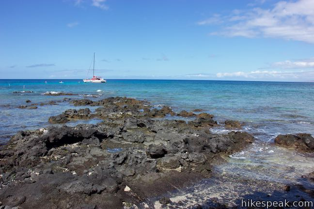 Kakaiwa Bay Tide Pools