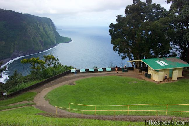 Waipio Lookout Hawaii