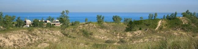 Indiana Dunes National Lakeshore Dune Succession Trail West Beach hike beach Lake Michigan