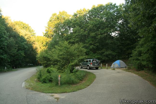 Indiana Dunes National Park Campground