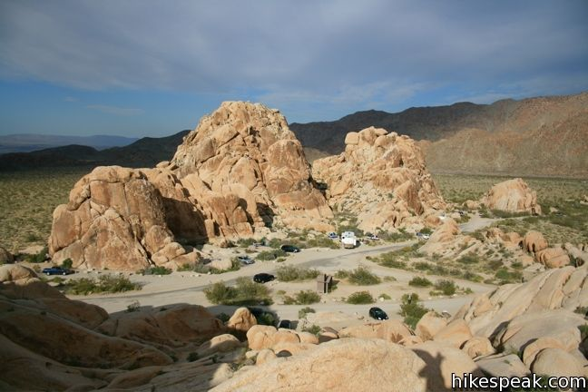 Indian Cove in Joshua Tree National Park