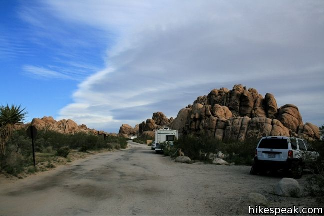Joshua Tree Indian Cove