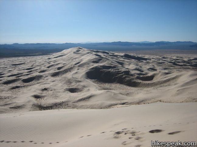 Kelso Dunes Mojave National Preserve Hikespeak Com