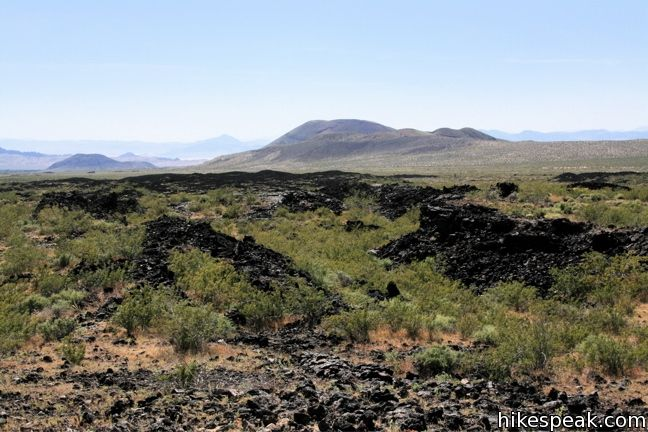 Mojave Lava Tube Trail