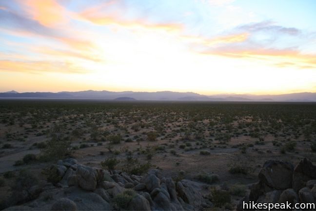 Mojave National Preserve Camping Hikespeak Com
