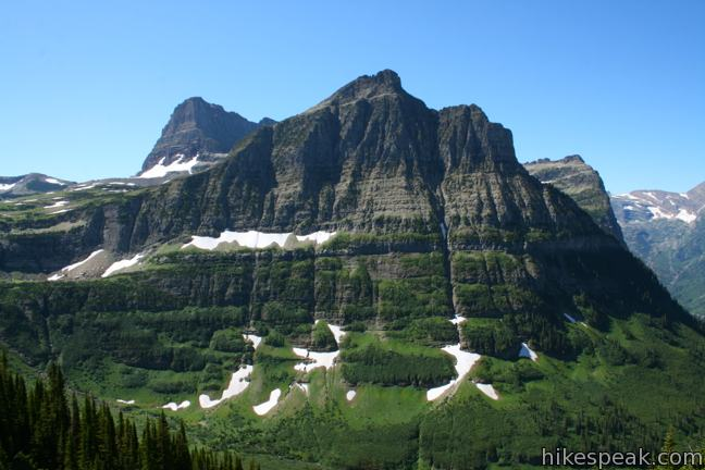 Highline Trail Glacier National Park Hikespeak Com