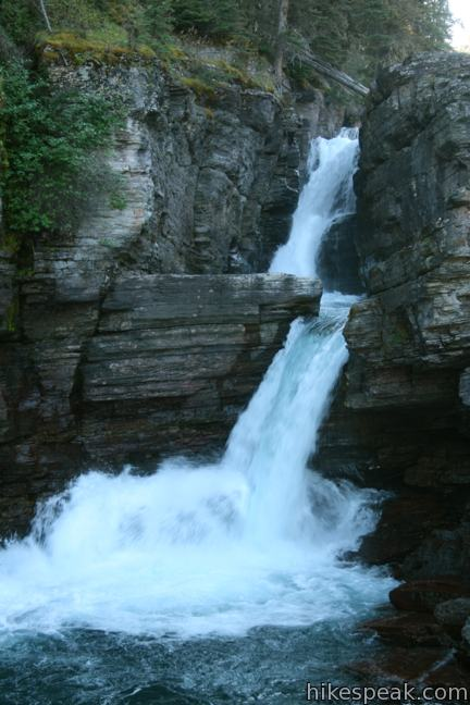 meilleur site web 519c8 51365 Saint Mary Falls and Virginia Falls | Glacier National Park ...
