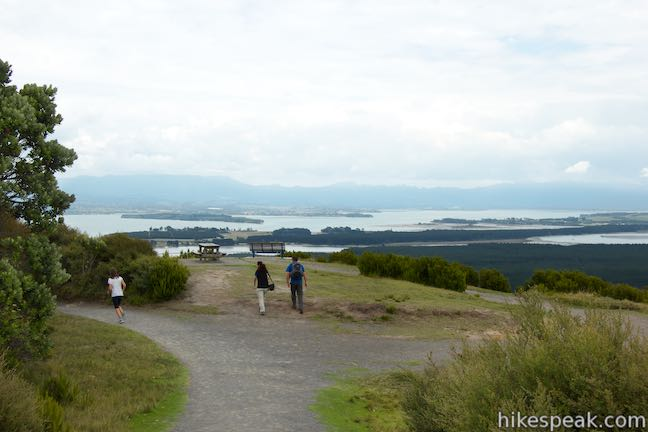 Mount Maunganui Summit View