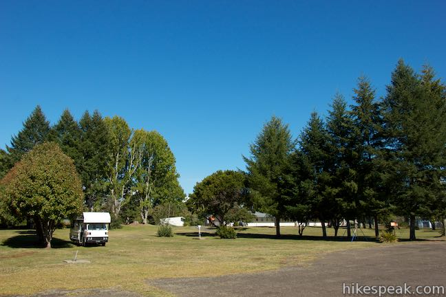 Murupara Motor Camp Sites