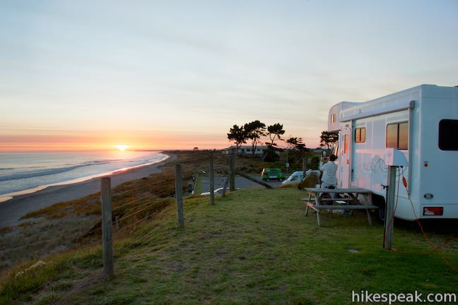 Papamoa Beach Sunrise
