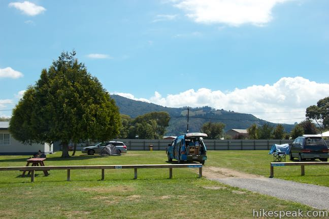 Rotorua Top 10 Holiday Park Campsites