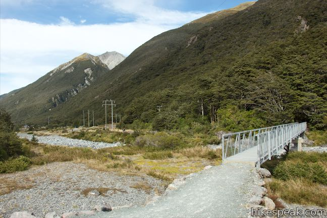 Arthur's Pass Walking Track