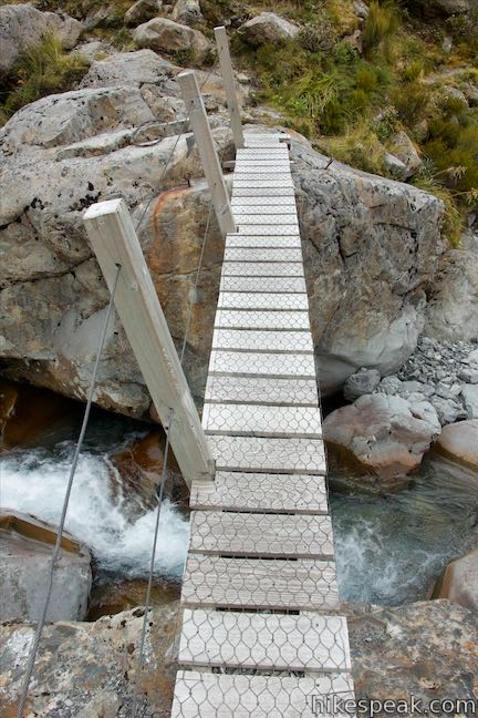 Otira River Footbridge