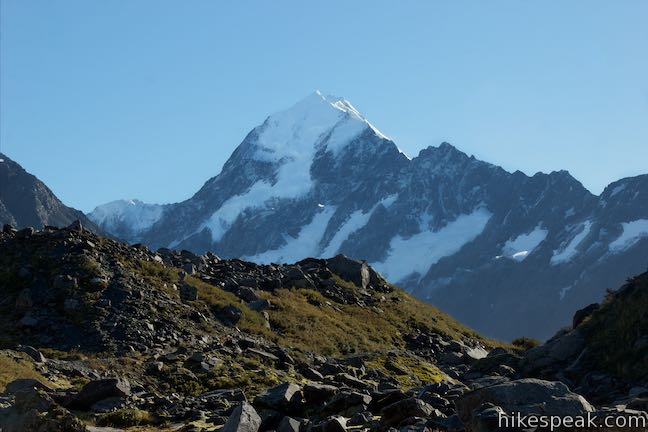 Kea point new zealand hikespeak mount cook publicscrutiny Image collections