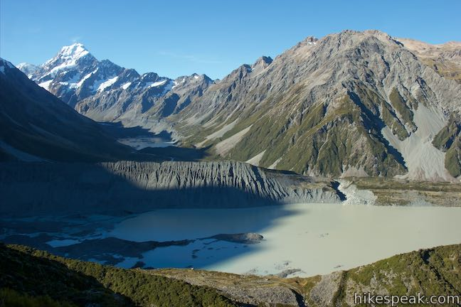Sealy Tarns Track Mount Cook