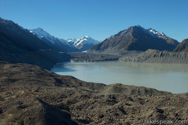 Tasman Glacier View