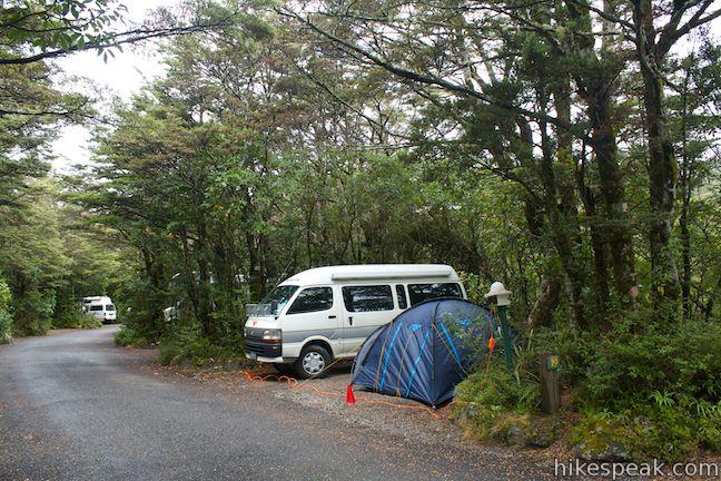 Whakapapa Holiday Park Tongariro National Park