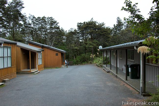 Whakapapa Holiday Park Accommodations Tongariro National Park