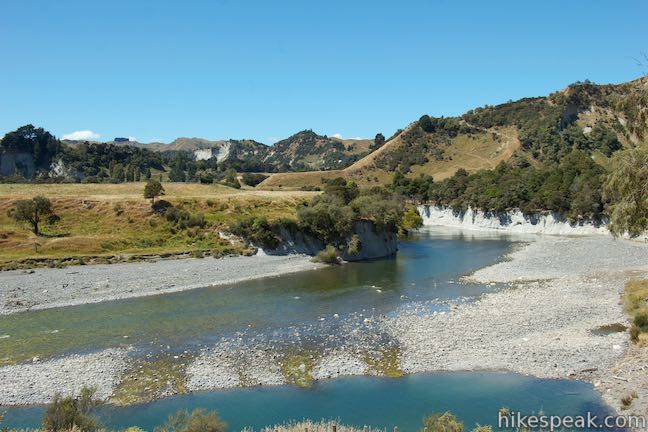 Whitecliffs Rangitikei River