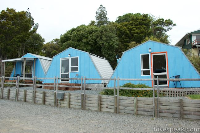 Rawene Holiday Park Cabins