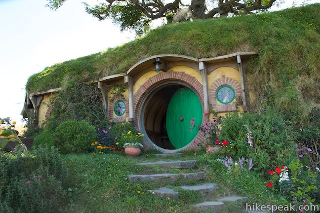 Frodo lives and Hobbiton exists! Walk past Bag End, enjoy a pint at Green Dragon Inn, and see all the hobbit holes filmed in The Hobbit and The Lord of the Rings Trilogies.