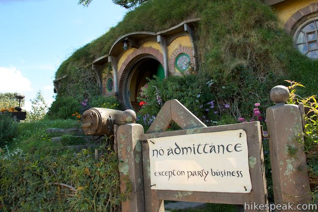 Hobbiton Bag End