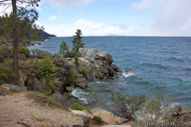Lake Tahoe Shore Hike