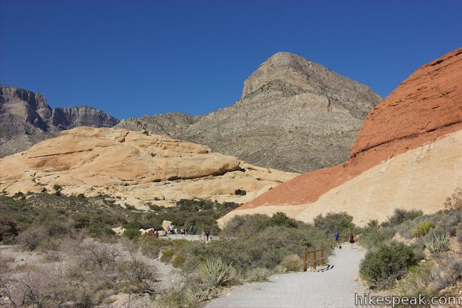 Calico Tanks Trail | Red Rock Canyon | Hikespeak.com