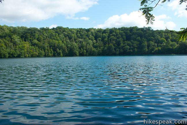 Green Lake State Park Round Lake