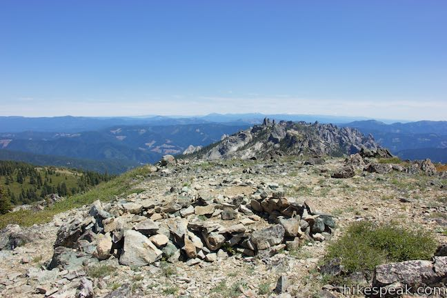 Castle Peak Summit