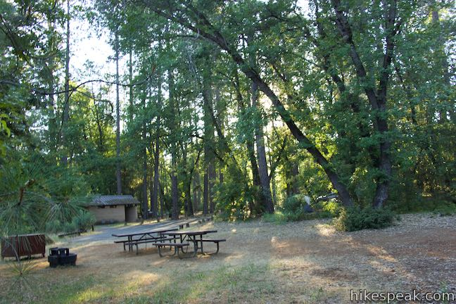 Antlers Campground Shasta Lake
