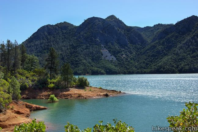 Bailey Cove Trail Shasta Lake