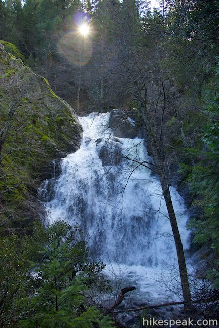 Faery Falls Amp Ney Springs Mount Shasta Hikespeak Com