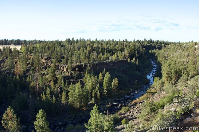 Deschutes River Canyon Overlook Bend