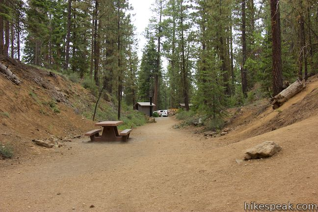 Benham Falls West Trailhead
