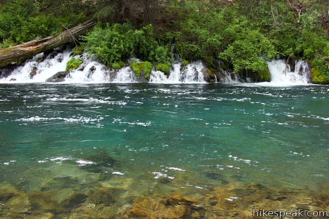 Gushing Springs Metolius River