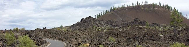 Trail of the Molten Land Newberry National Volcanic Monument Deschutes National Forest Bend Lava Butte Lava Flow Trail Central Oregon Hike