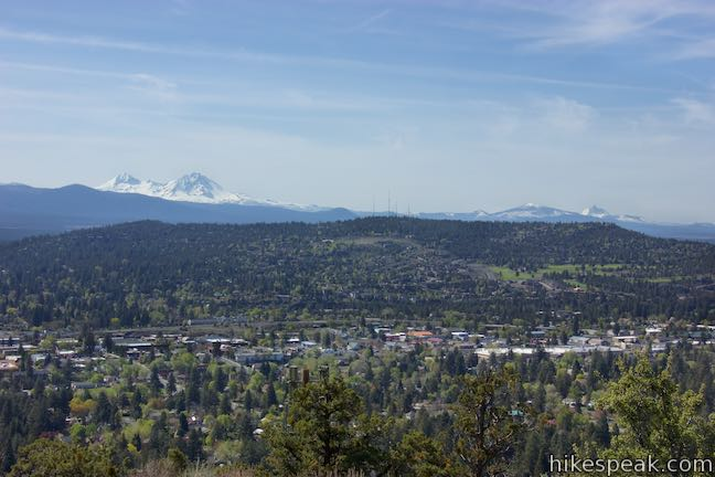 Pilot Butte Scenic Viewpoint