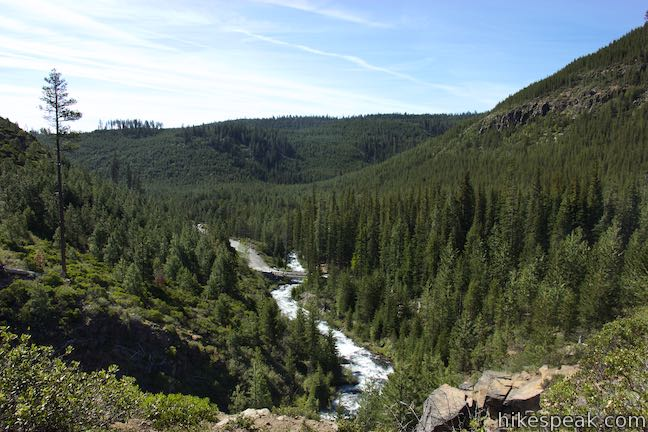 Tumalo Creek Deschutes National Forest