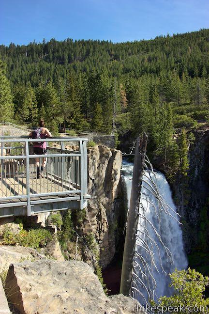 Tumalo Falls Overlook