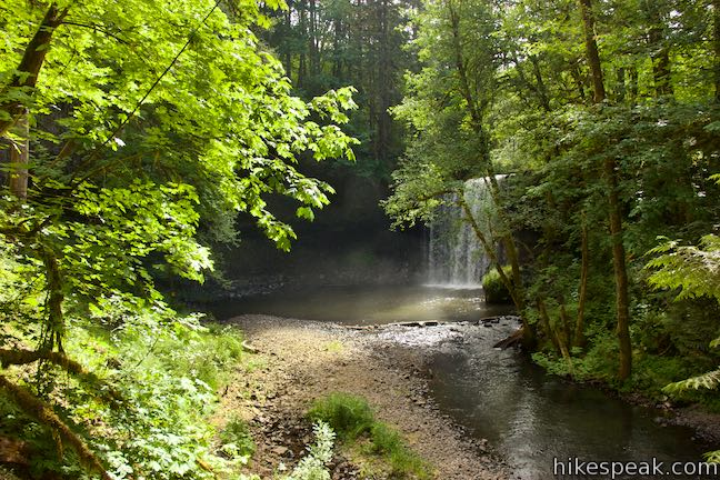 Beaver Falls Hike Oregon